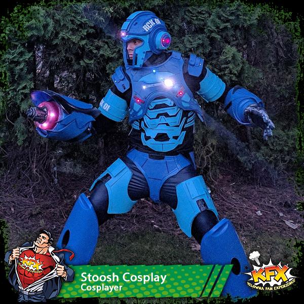 Stoosh Cosplay
