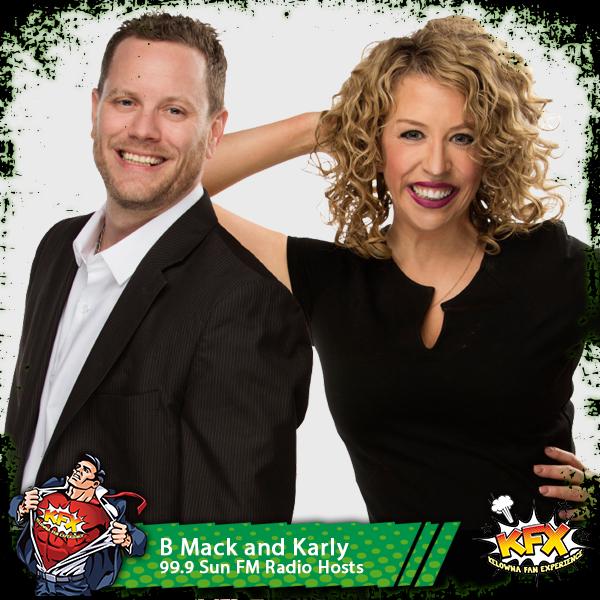 B Mack and Karly