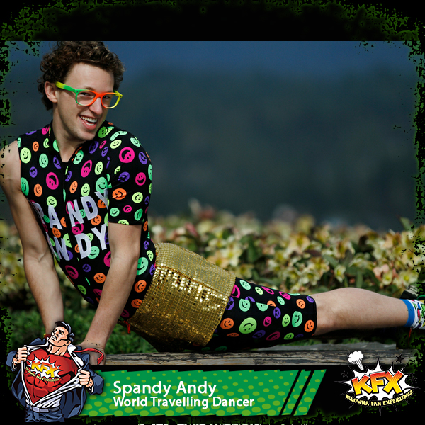 Spandy Andy