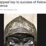Wide appeal key to success of Kelowna Fan Experience